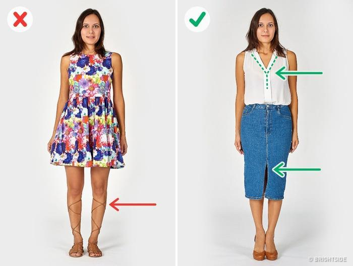 7 lỗi thời trang cơ bản ai cũng từng mắc Ảnh 4