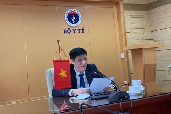 Việt Nam đại diện chia sẻ kinh nghiệm chống dịch Covid-19 với thế giới Ảnh 1