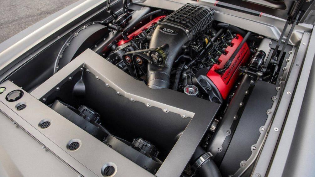 Ford Mustang đời 1965 được rao bán với giá 1 triệu USD Ảnh 2
