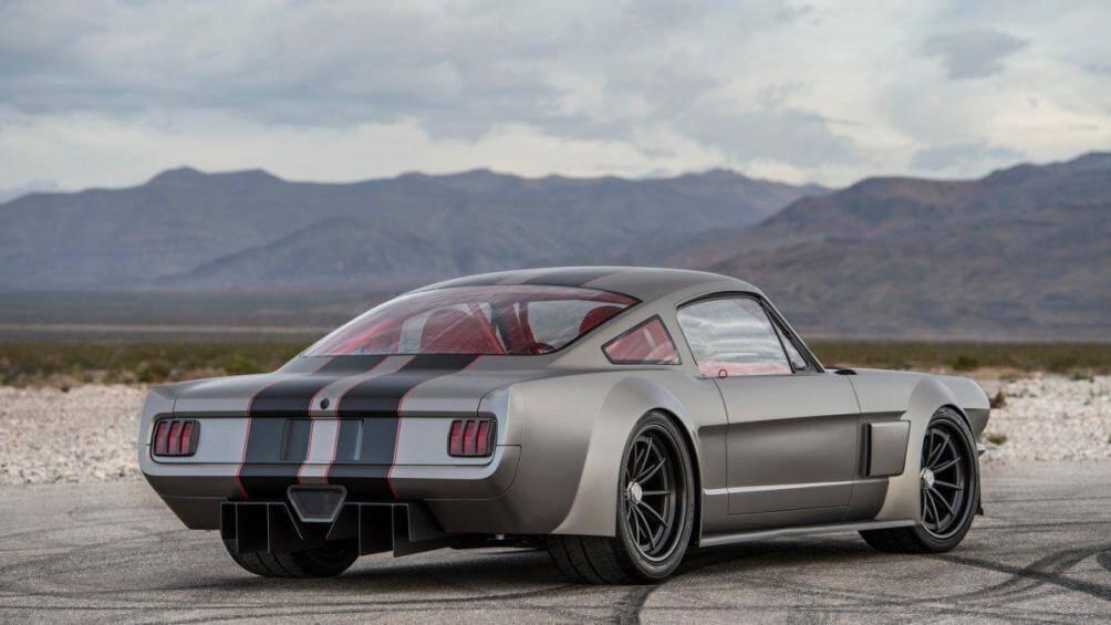 Ford Mustang đời 1965 được rao bán với giá 1 triệu USD Ảnh 3