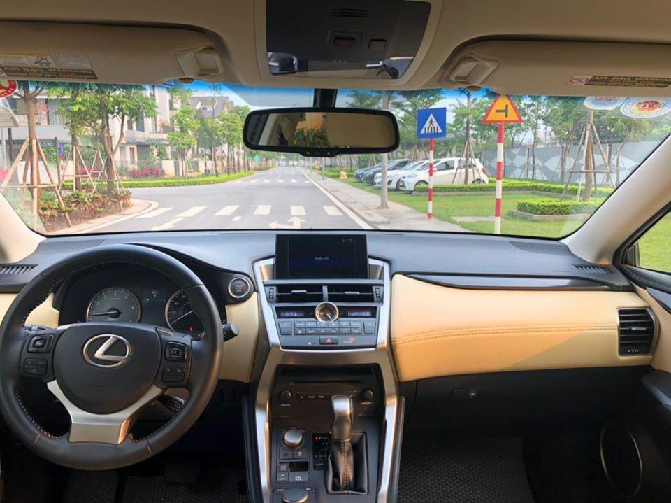 Lexus NX 200t đời 2014 rao bán giá ngang ngửa với Mercedes-Benz GLC mới Ảnh 2