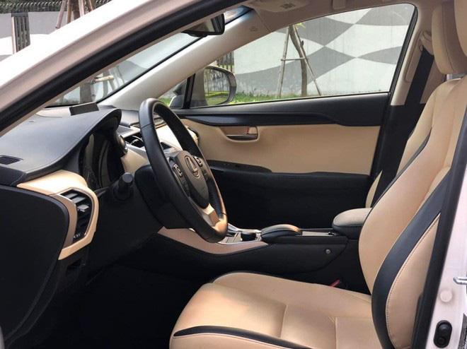 Lexus NX 200t đời 2014 rao bán giá ngang ngửa với Mercedes-Benz GLC mới Ảnh 4