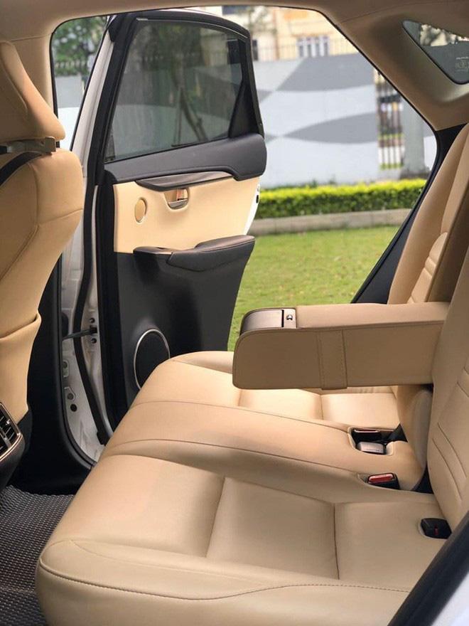 Lexus NX 200t đời 2014 rao bán giá ngang ngửa với Mercedes-Benz GLC mới Ảnh 5
