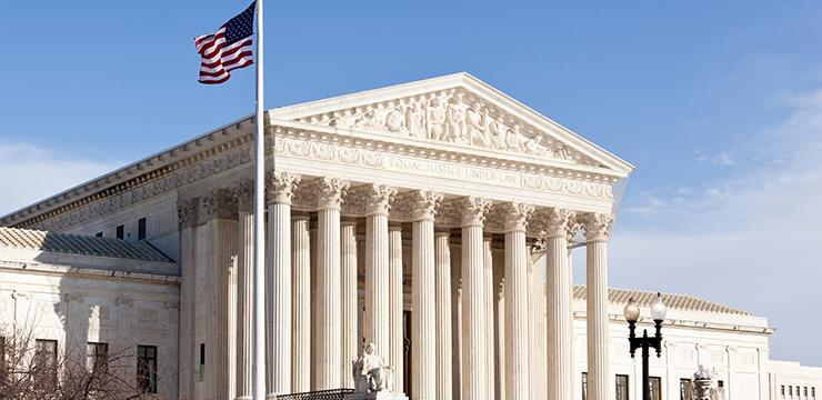Lần đầu tiên, Tòa án Tối cao Mỹ xét xử trực tuyến Ảnh 1