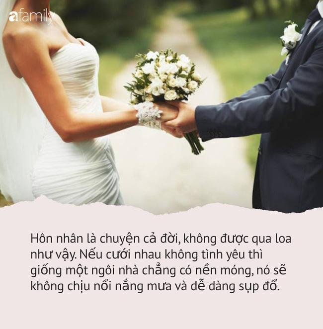 Cưới chồng giàu có, cô gái chia sẻ về 5 câu hỏi mà ai cũng cần trả lời trước đám cưới Ảnh 2