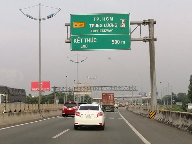 Cao tốc TP.HCM-Trung Lương sắp có diện mạo mới Ảnh 1