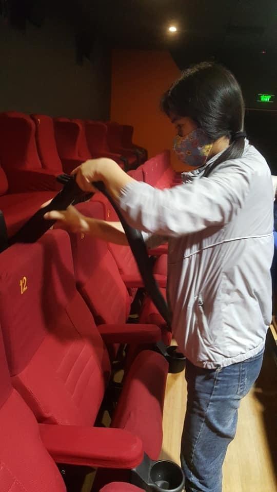 Các rạp chiếu mở cửa lại từ 9/5 kèm hàng loạt quy định mới Ảnh 4