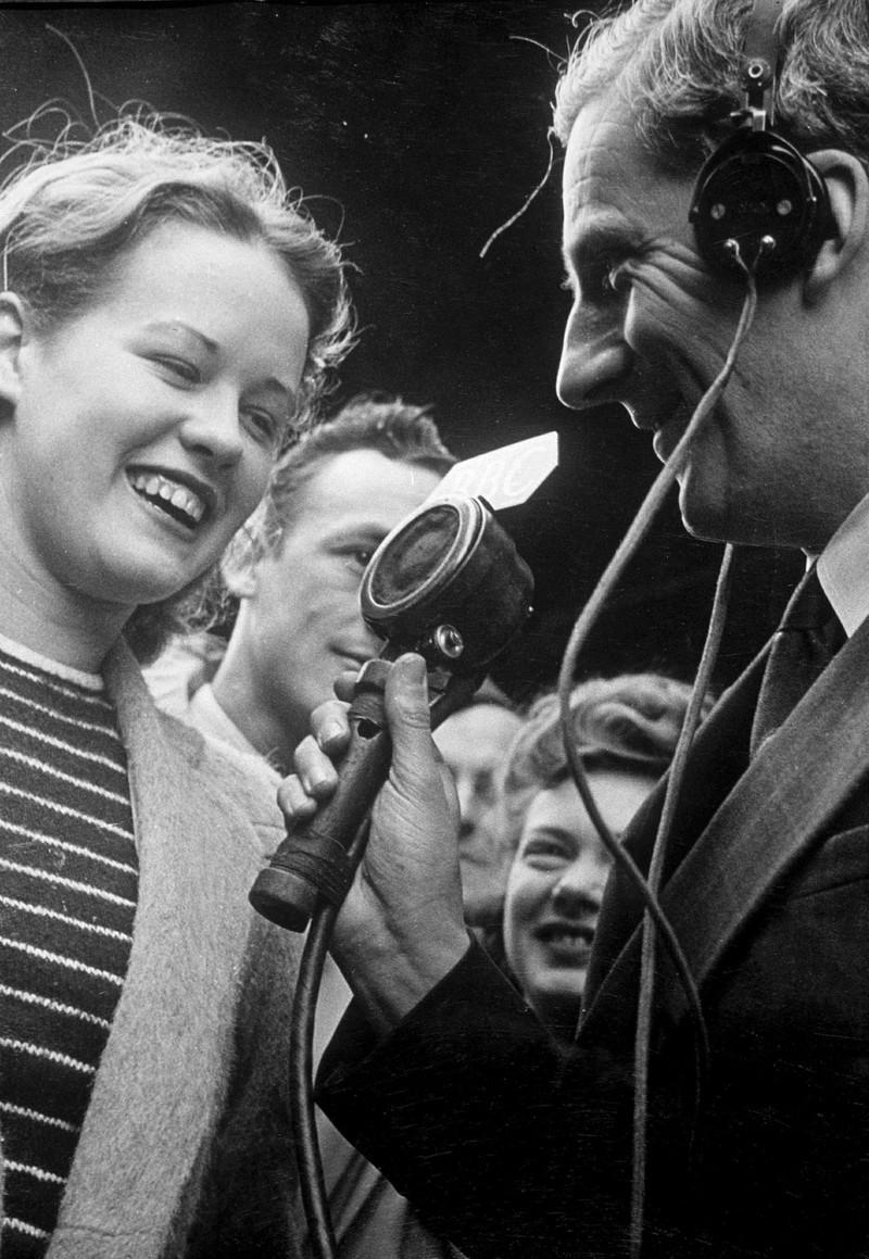 Chùm ảnh: Niềm hân hoan trong Ngày Chiến thắng ở châu Âu 1945 Ảnh 2