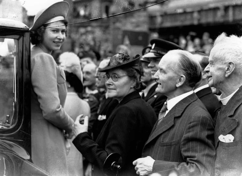 Chùm ảnh: Niềm hân hoan trong Ngày Chiến thắng ở châu Âu 1945 Ảnh 6