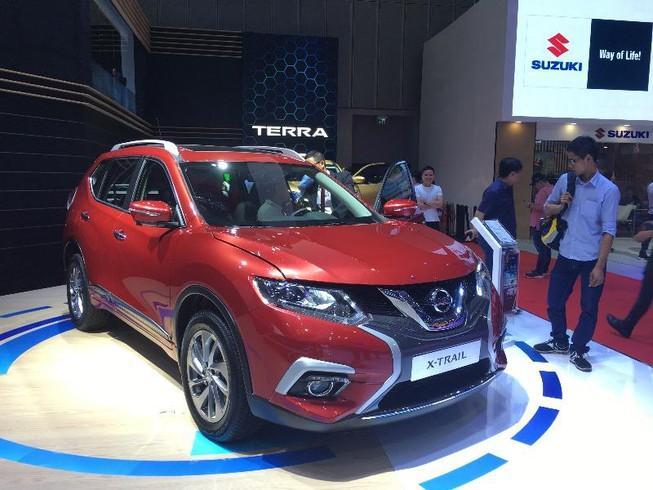 Bảng giá xe Nissan tháng 5: X-Trail chỉ 839 triệu đồng Ảnh 1