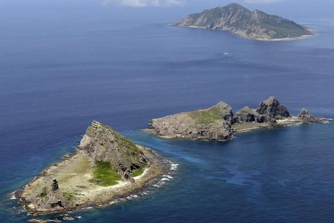 Nhật Bản cảnh cáo tàu TQ truy đuổi tàu cá Nhật gần quần đảo Senkaku Ảnh 1
