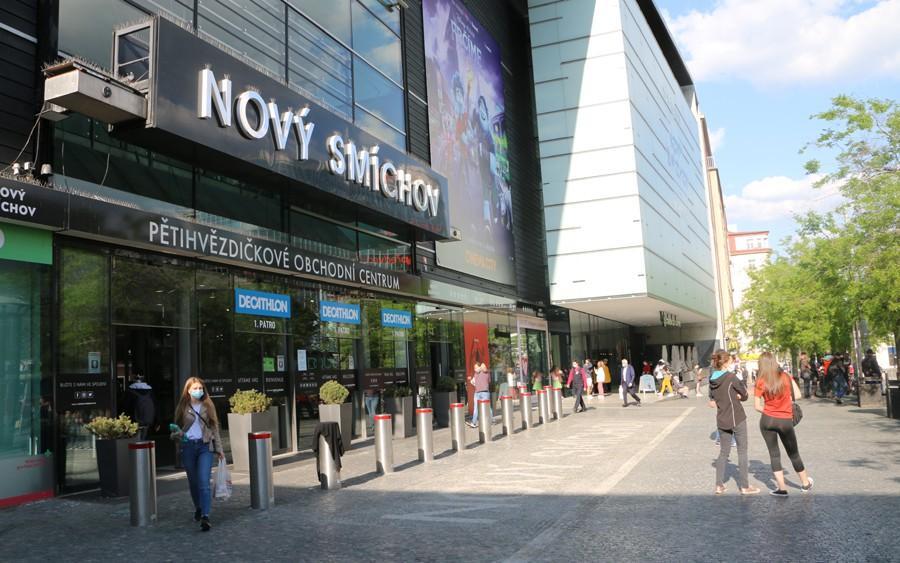 Séc sẽ mở cửa trở lại các trung tâm thương mại từ ngày 11/5 Ảnh 1