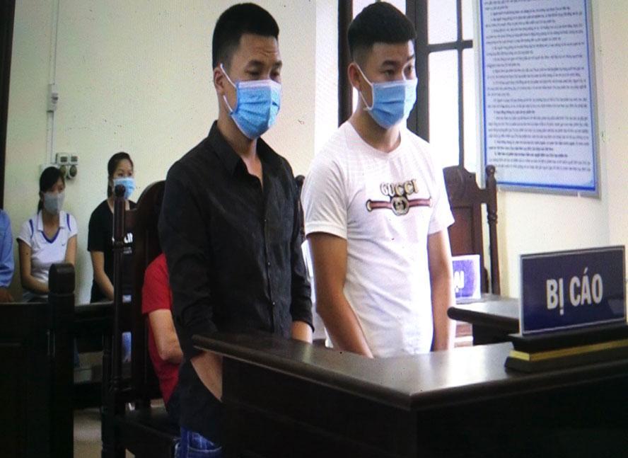 Lĩnh án tù giam vì gây rối tại chốt kiểm soát phòng, chống dịch Covid-19 Ảnh 1