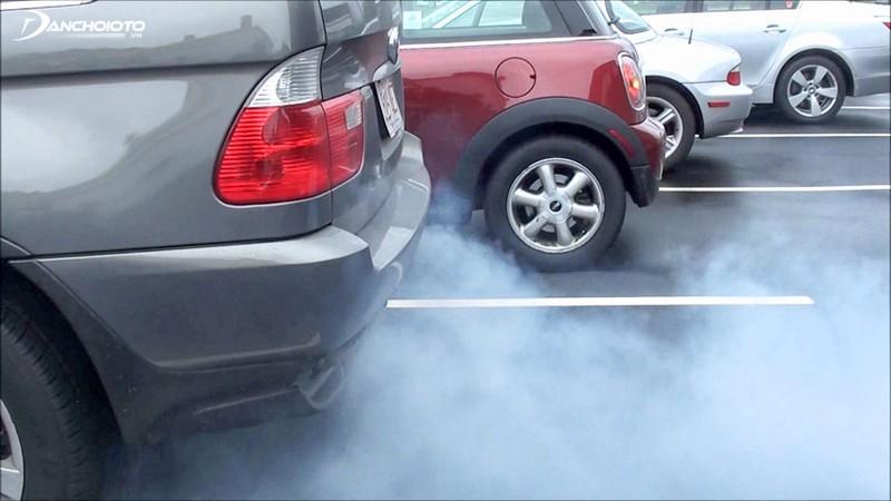 Cách chăm sóc ô tô để không bị trượt đăng kiểm về khí thải Ảnh 2