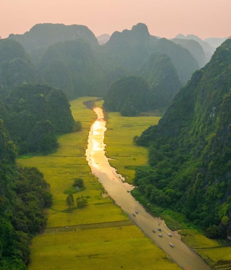 Cảnh sắc hữu tình 3 miền Việt Nam Ảnh 3