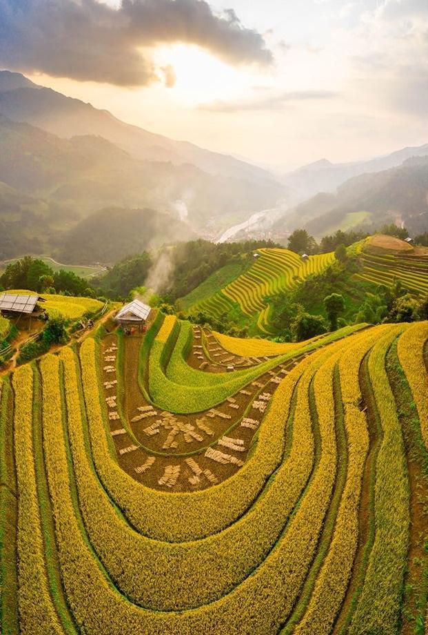 Cảnh sắc hữu tình 3 miền Việt Nam Ảnh 4
