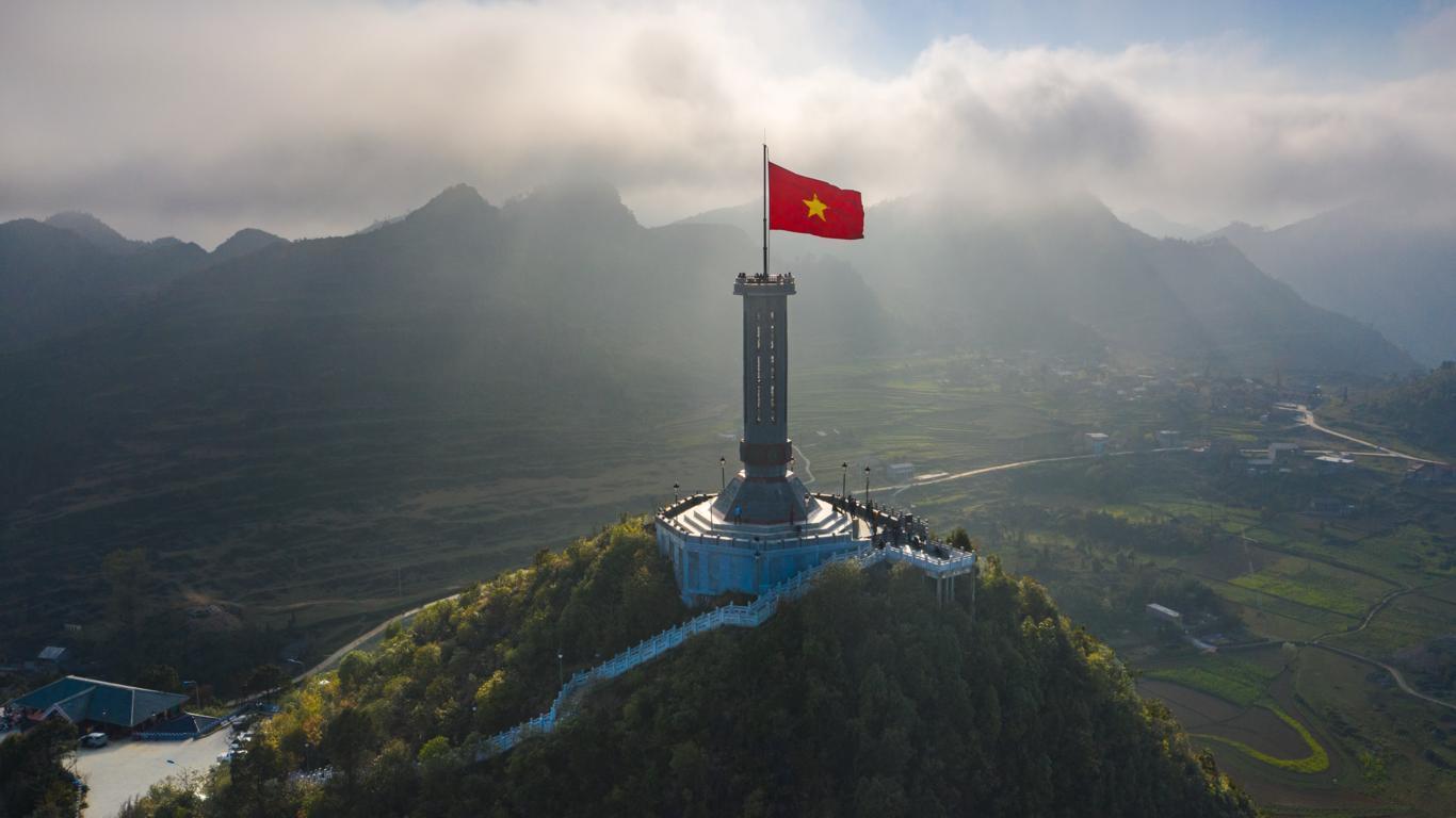 Cảnh sắc hữu tình 3 miền Việt Nam Ảnh 1