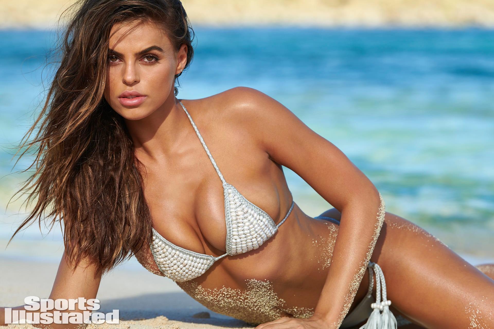 'Gà cưng' của tạp chí áo tắm danh tiếng Sports Illustrated đẹp gây mê ánh nhìn Ảnh 13