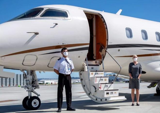 Bùng nổ kinh doanh máy bay cá nhân và lợi thế sau đại dịch Ảnh 2