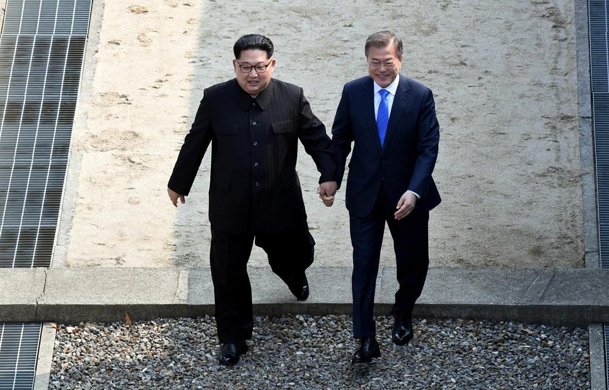 Hàn Quốc để ngỏ khả năng về hội nghị thượng đỉnh liên Triều thứ tư Ảnh 1