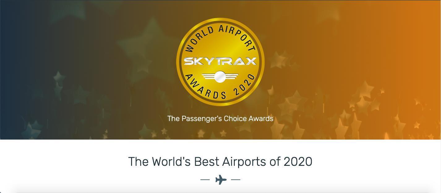 Công bố 10 sân bay tốt nhất thế giới năm 2020: Có 1 nước góp mặt... tới 4 đại diện, cái tên đầu tiên không gây bất ngờ Ảnh 1