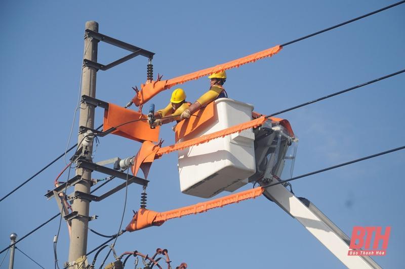 Bảo đảm cấp điện an toàn, ổn định mùa nắng nóng Ảnh 2