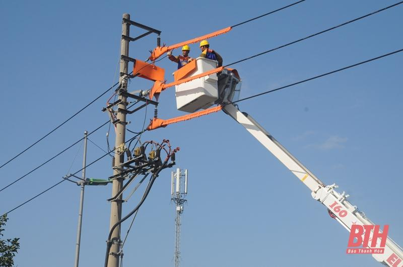 Bảo đảm cấp điện an toàn, ổn định mùa nắng nóng Ảnh 1