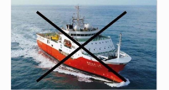 Tàu Trung Quốc rời vùng biển căng thẳng với Malaysia trên Biển Đông Ảnh 1