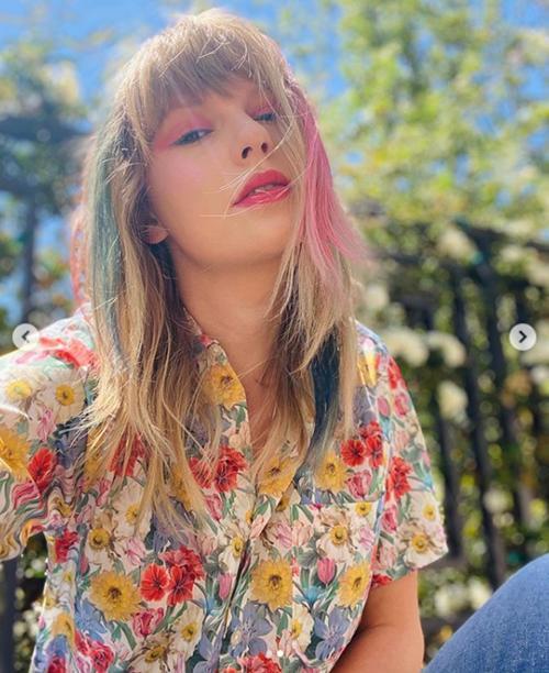 Taylor Swift khoe tóc mới: Một bức ảnh bắt đủ 3 'hot trend' làm đẹp hot nhất Hè này Ảnh 5