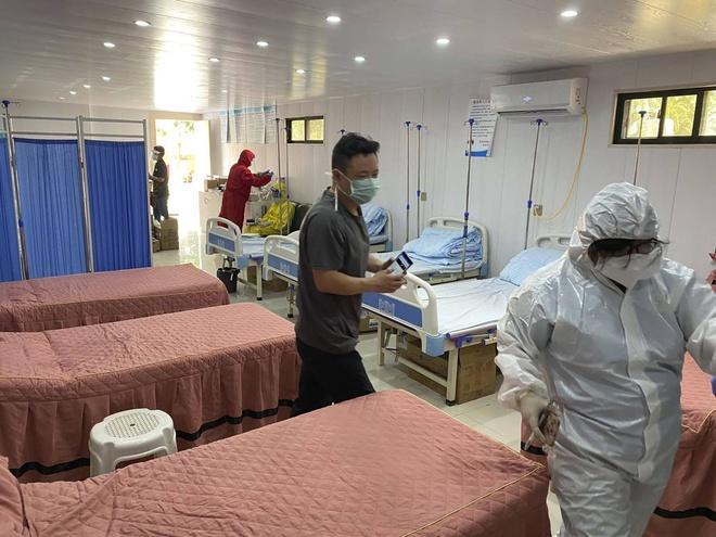 Philippines đột kích bệnh viện chui chữa trị người TQ nhiễm virus Ảnh 1