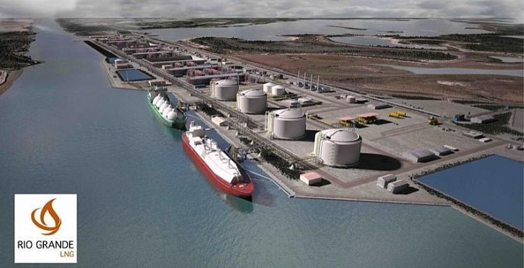 Hàng loạt dự án LNG tại Mỹ bị dừng Ảnh 1