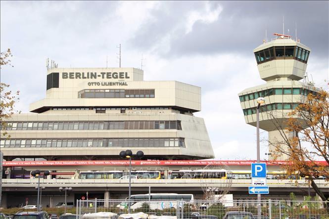 Sân bay lớn thứ 4 tại Đức phải đóng cửa Ảnh 1