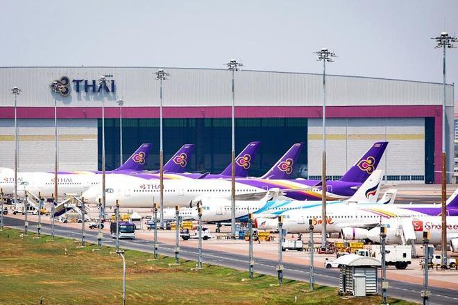 Hãng hàng không quốc gia Thái Lan được giải cứu trước bờ vực phá sản Ảnh 1