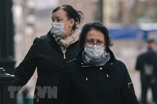 Nga ghi nhận thêm gần 9.000 ca nhiễm virus SARS-CoV-2 Ảnh 1