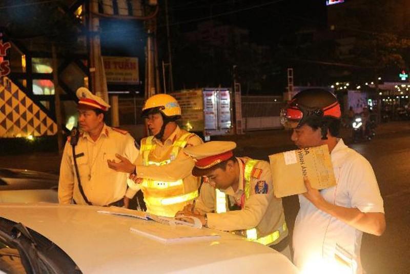 Cần Thơ: 5 tháng phạt vi phạm giao thông hơn 18 tỉ đồng Ảnh 2