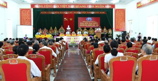 Đại hội đại biểu Đảng bộ xã Xuân Lai lần thứ XXVIII Ảnh 1