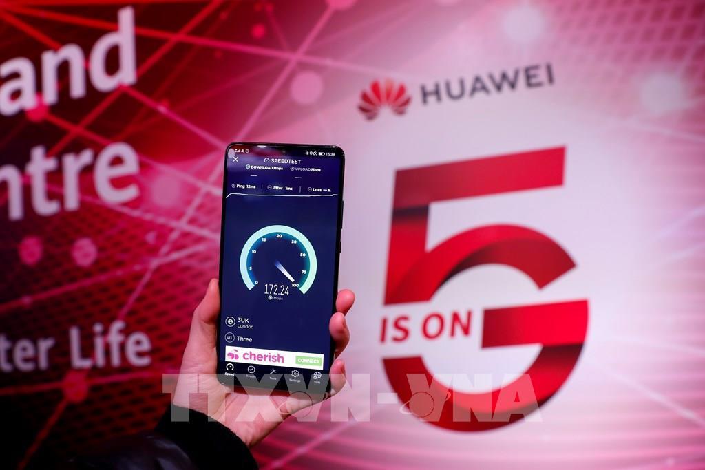 Nước Anh muốn Mỹ thành lập câu lạc bộ 5G để giảm phụ thuộc vào Huawei Ảnh 1