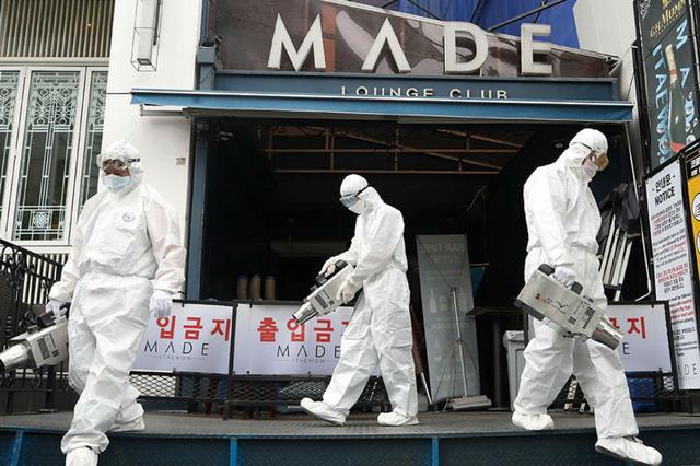 Hàn Quốc bất ngờ có hành động này sau làn sóng lây nhiễm bùng phát ở hộp đêm Ảnh 1