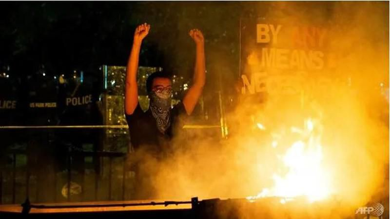 Liệu ông Trump có thể lệnh quân đội dẹp biểu tình bạo loạn? Ảnh 4