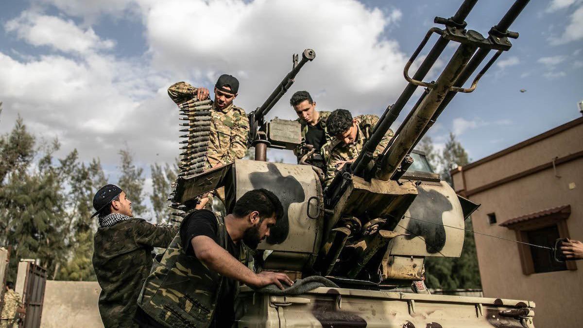 Các bên tại Libya trở lại đàm phán Ảnh 1