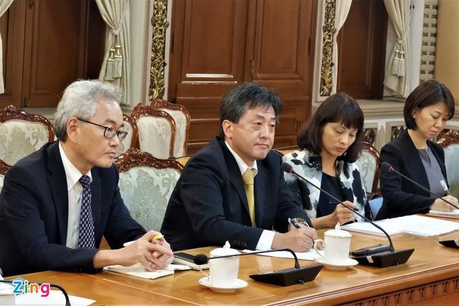 TP.HCM đề nghị JICA hỗ trợ vướng mắc khi nhà thầu đòi tăng chi phí Ảnh 2