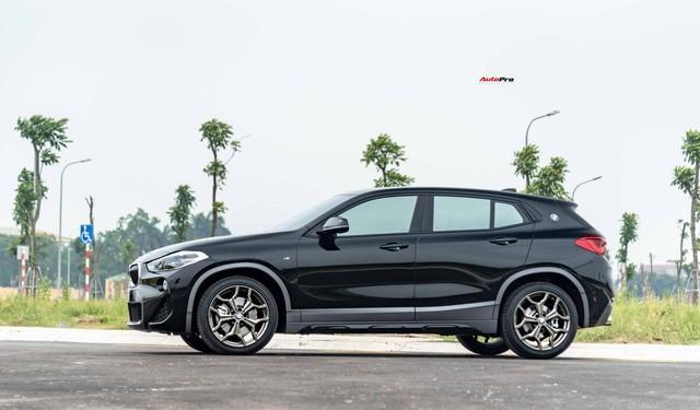 BMW X2 siêu độc trên thị trường xe cũ bán lại giá hơn 1,8 tỷ đồng, ODO của xe khiến ai cũng bất ngờ Ảnh 3