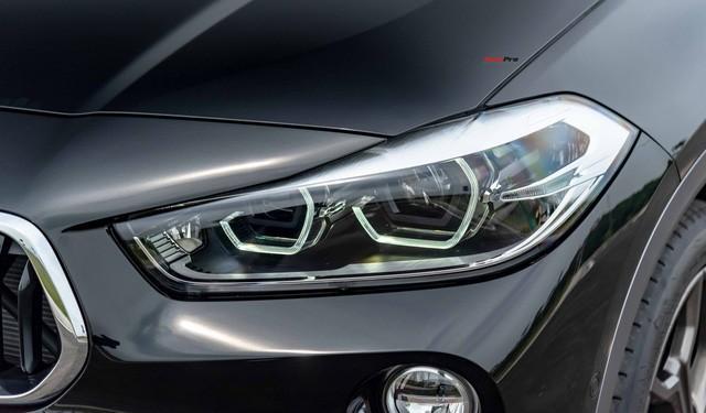 BMW X2 siêu độc trên thị trường xe cũ bán lại giá hơn 1,8 tỷ đồng, ODO của xe khiến ai cũng bất ngờ Ảnh 6
