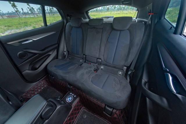 BMW X2 siêu độc trên thị trường xe cũ bán lại giá hơn 1,8 tỷ đồng, ODO của xe khiến ai cũng bất ngờ Ảnh 20