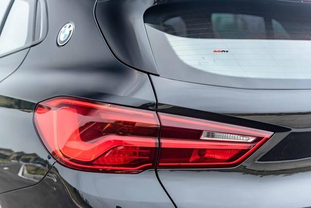 BMW X2 siêu độc trên thị trường xe cũ bán lại giá hơn 1,8 tỷ đồng, ODO của xe khiến ai cũng bất ngờ Ảnh 10