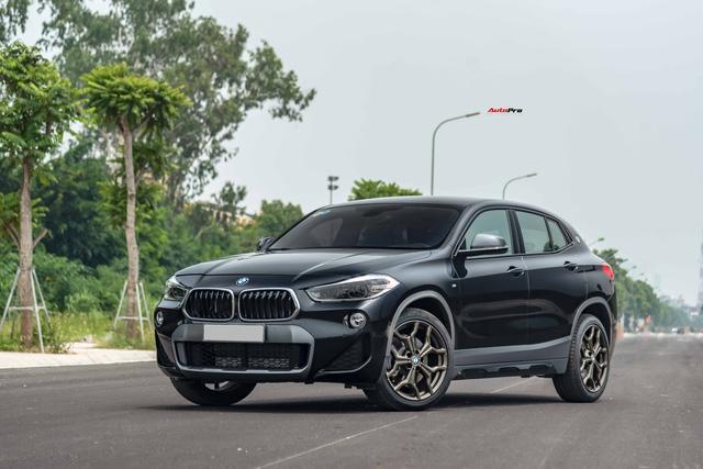 BMW X2 siêu độc trên thị trường xe cũ bán lại giá hơn 1,8 tỷ đồng, ODO của xe khiến ai cũng bất ngờ Ảnh 23