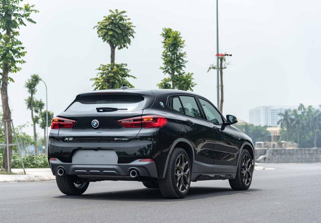 BMW X2 siêu độc trên thị trường xe cũ bán lại giá hơn 1,8 tỷ đồng, ODO của xe khiến ai cũng bất ngờ Ảnh 9