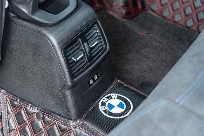BMW X2 siêu độc trên thị trường xe cũ bán lại giá hơn 1,8 tỷ đồng, ODO của xe khiến ai cũng bất ngờ Ảnh 22