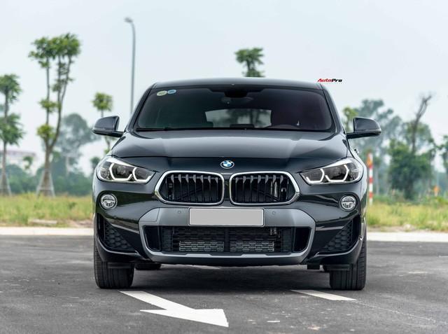 BMW X2 siêu độc trên thị trường xe cũ bán lại giá hơn 1,8 tỷ đồng, ODO của xe khiến ai cũng bất ngờ Ảnh 5