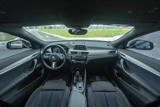 BMW X2 siêu độc trên thị trường xe cũ bán lại giá hơn 1,8 tỷ đồng, ODO của xe khiến ai cũng bất ngờ Ảnh 14
